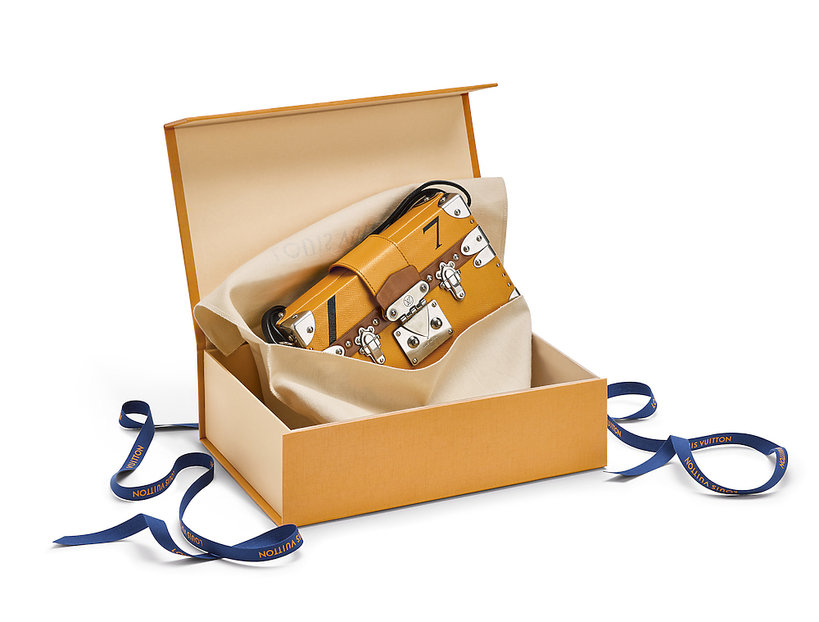 Pudełka i torby na zakupy Louis Vuitton