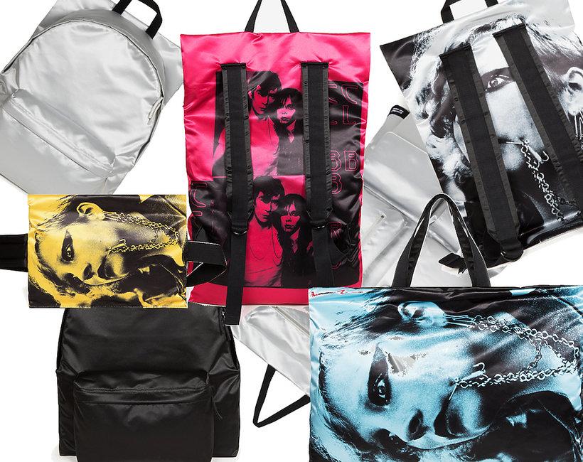 Raf Simons zaprojektował kolekcję toreb plecaków dla marki Eastpak