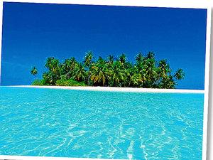 Rajska wyspa do wynajęcia