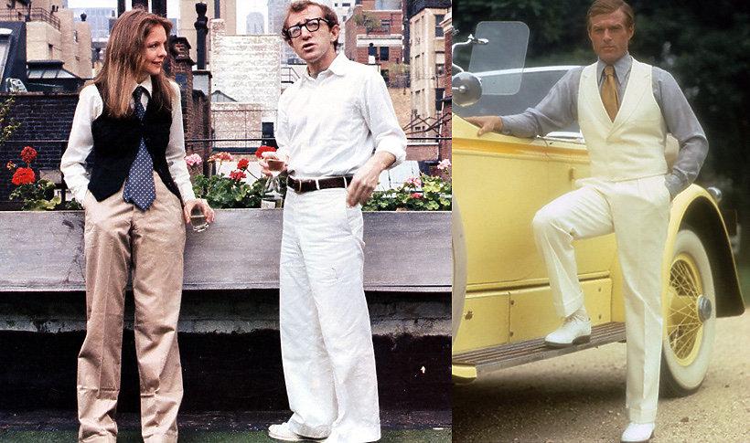 Ralph Lauren kostiumy do filmów