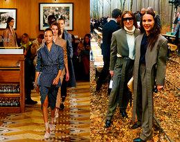Co się działo w kulisach paryskich pokazów mody?