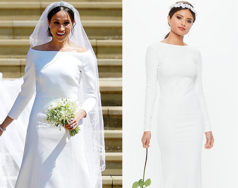 Gdzie Można Kupić Kopię Sukni ślubnej Meghan Markle Vivapl