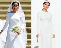 Można już kupić replikę sukni ślubnej Meghan Markle!