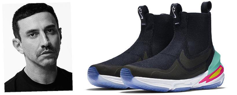 Riccardo Tisci zaprojektował buty dla firmy Nike