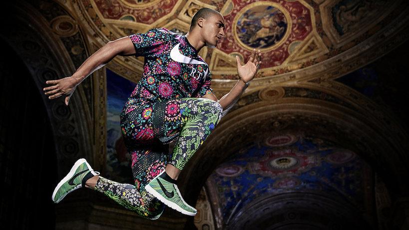 Riccardo Tisci zaprojektował kolekcję dla marki Nike Riccardo Tisci zaprojektował kolekcję dla marki Nike