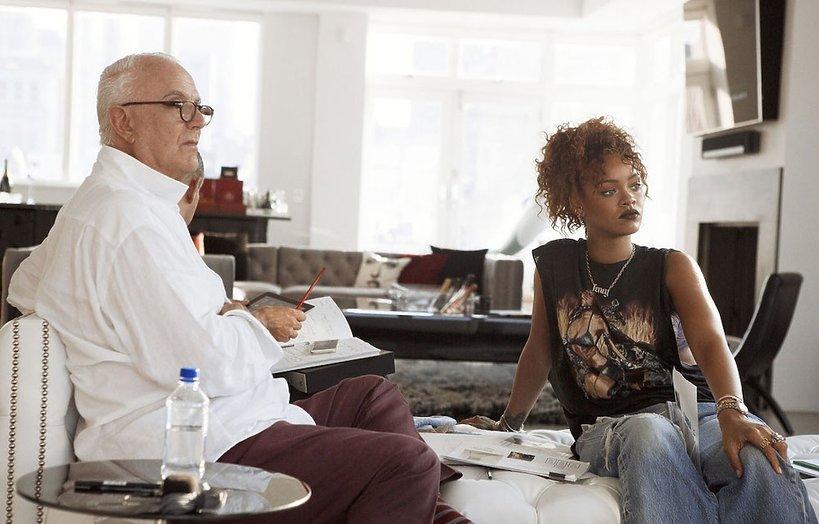 Rihanna, Manolo Blahnik