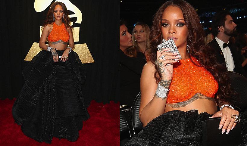 Rihanna stylizacje, urodziny