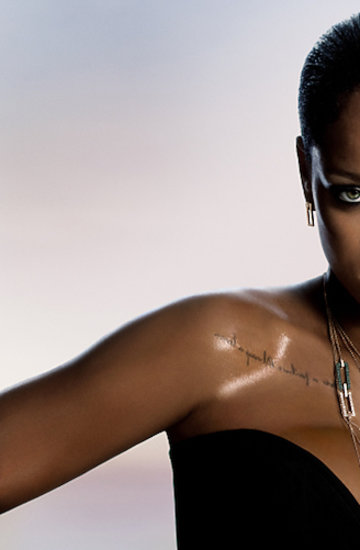 Rihanna zaprojektowała biżuterię dla marki Chopard