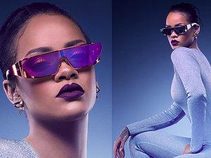 Rihanna zaprojektowała kolekcję okularów dla domu mody Dior
