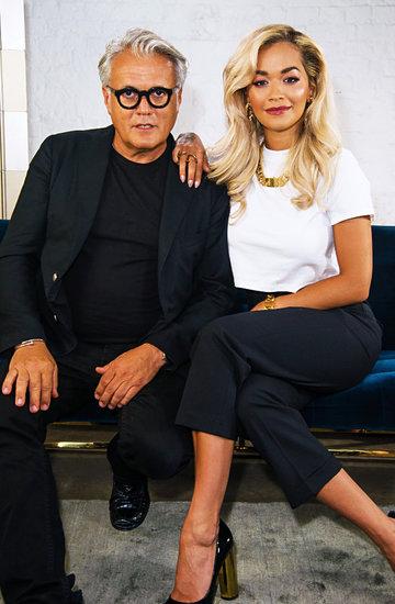 Rita Ora zaprojektowała kolekcję butów z Giuseppe Zanottim