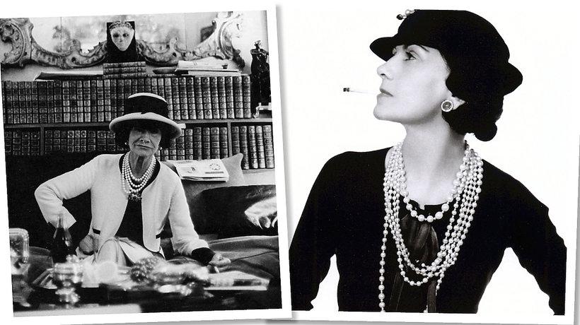 Rocznica śmierci Coco Chanel