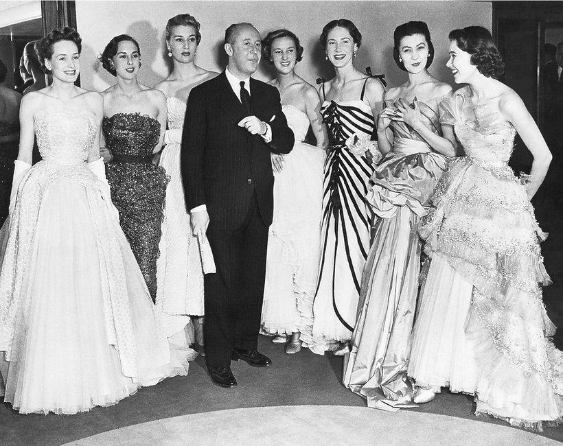 Rocznica śmierci projektanta Christiana Diora