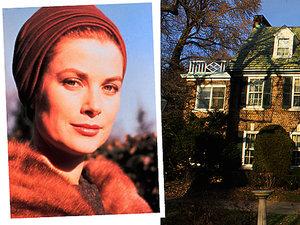Rodzinny dom Grace Kelly w Filadelfii
