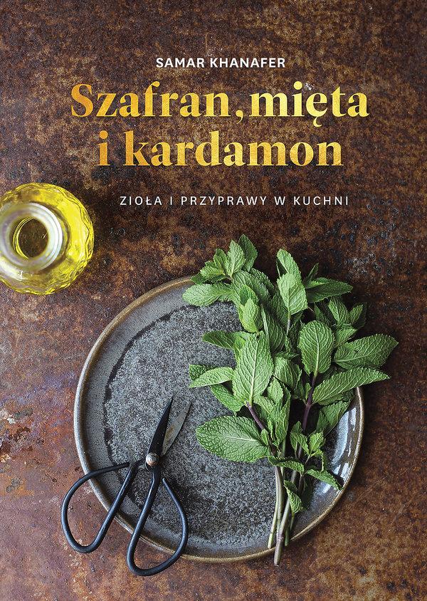 Samar Khanafer, Szafran, mięta i kardamon, Buchmann
