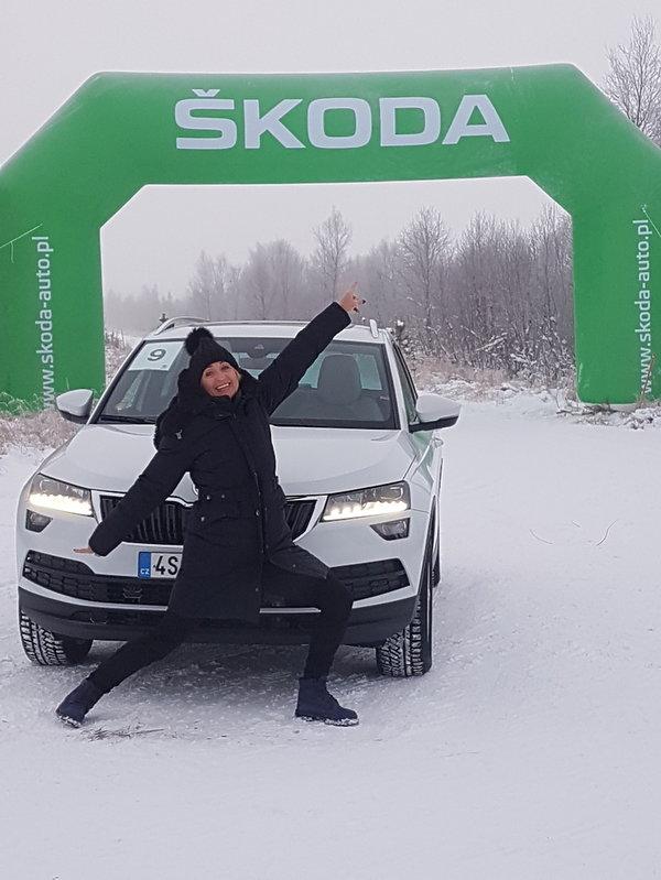 Samochód Škoda