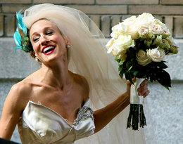 Sarah Jessica Parker zaprojektowała swoją pierwszą kolekcję ślubną!