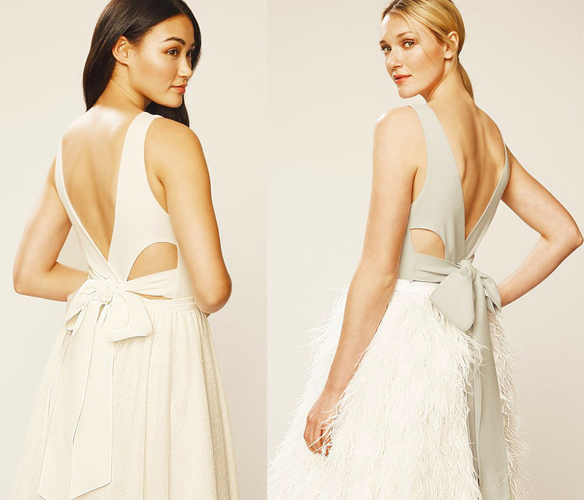 Sarah Jessica Parker zaprojektowała pierwszą kolekcję ślubną