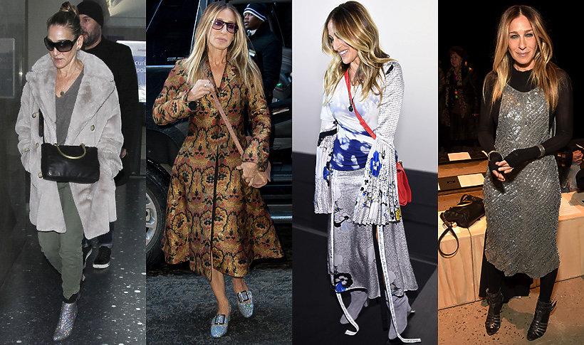 Sarah Jessica Parker zaprojektowała torebki
