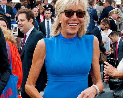 sekrety stylu Brigitte Macron