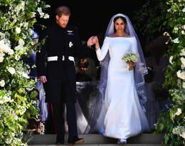 Co stało się z suknią ślubną Meghan Markle?