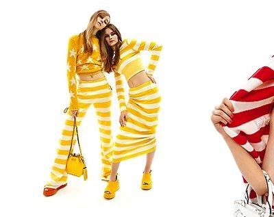 Sesja mody o trendach na wiosnę do magazynu VIVA! MODA