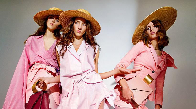 Sesja mody trendy na wiosnę 2018 z nowego numeru VIVA! MODA