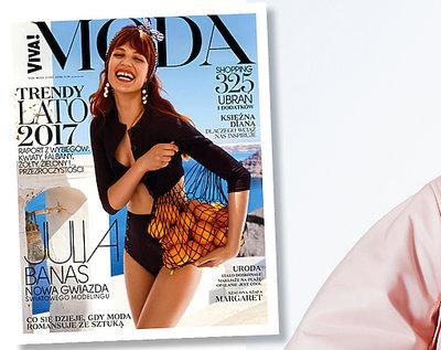 Sesja mody w magazynie VIVA! MODA