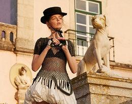 Sesja mody z magazynu VIVA! MODA