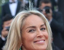 Sharon Stone w biżuterii marki De Grisogono na Festiwalu Cannes, 2013