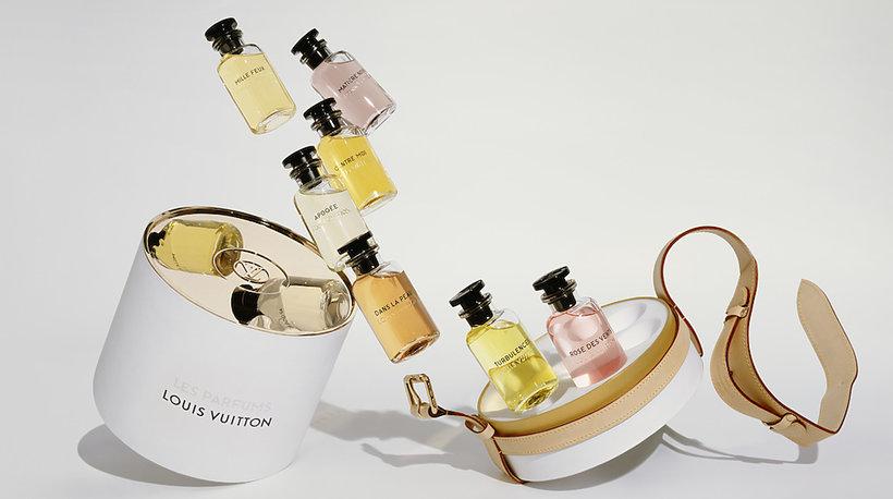 Siedem nowych zapachów Les Parfums Louis Vuitton