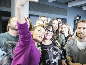 Singielka selfie