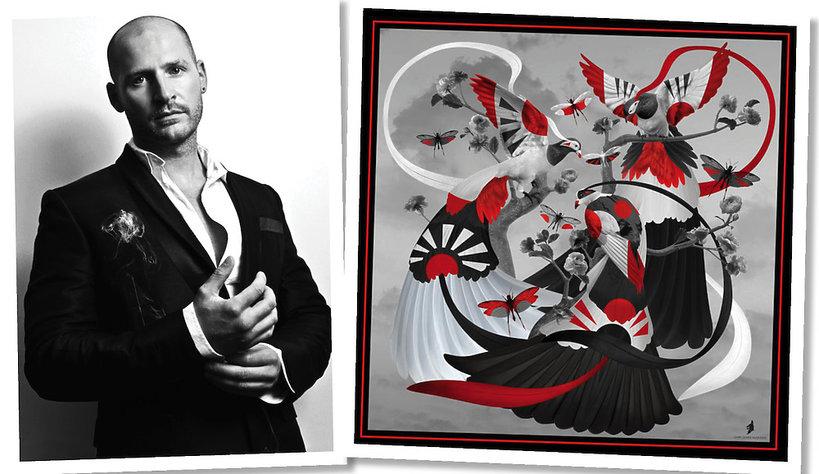 Siostrzeniec Alexandra McQueena, Gary James McQueen debiutuje jako projektant
