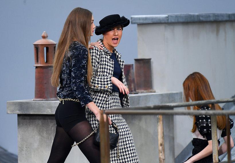 Skandal na pokazie Chanel na wiosnę 2020