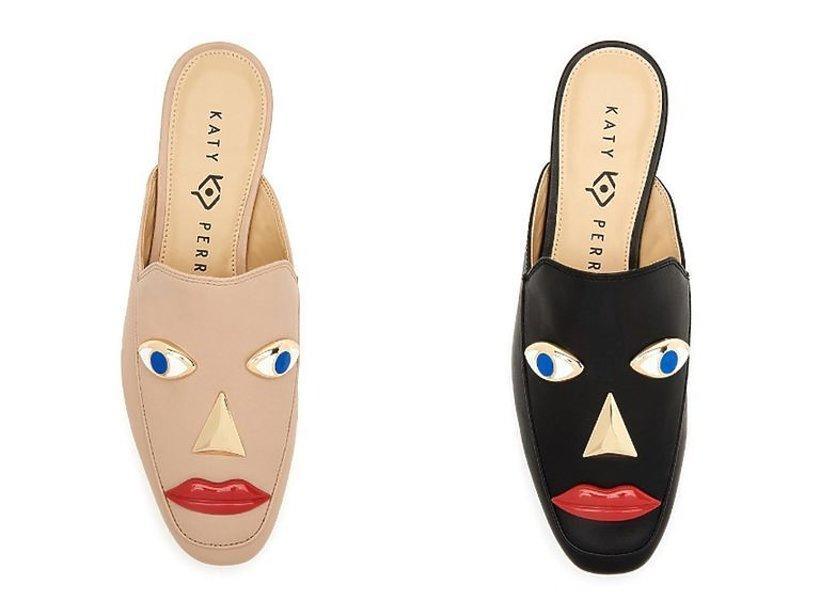 Skandal w świecie mody buty Katy Perry uznano za rasistowskie
