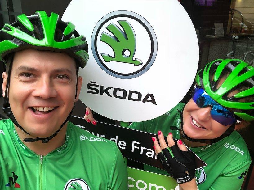 Skoda Tour de France 2018