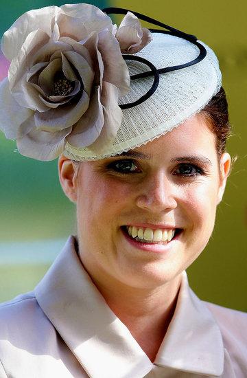 ślub kapelusze księżniczki Eugenii