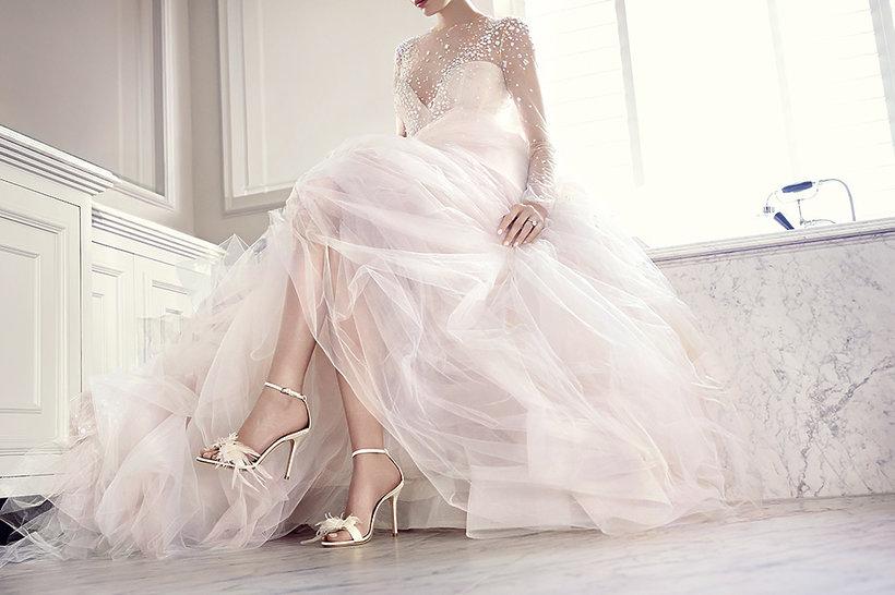 Ślubna kolekcja butów Jimmy Choo