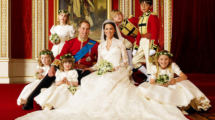 Ślubna suknia księżnej Kate-MAIN TOPIC