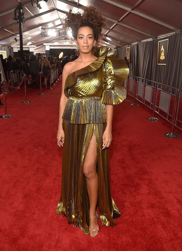 Solange Knowles na Grammy 2017
