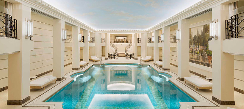Spa Chanel w paryskim hotelu Ritz