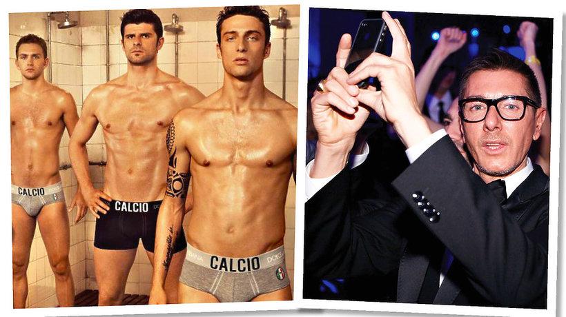 Stefano Gabbana o molestowaniu w świecie mody