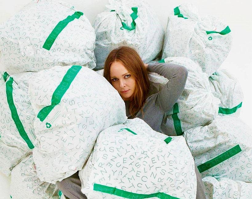 Stella McCartney zaprojektowała ekologiczne futro