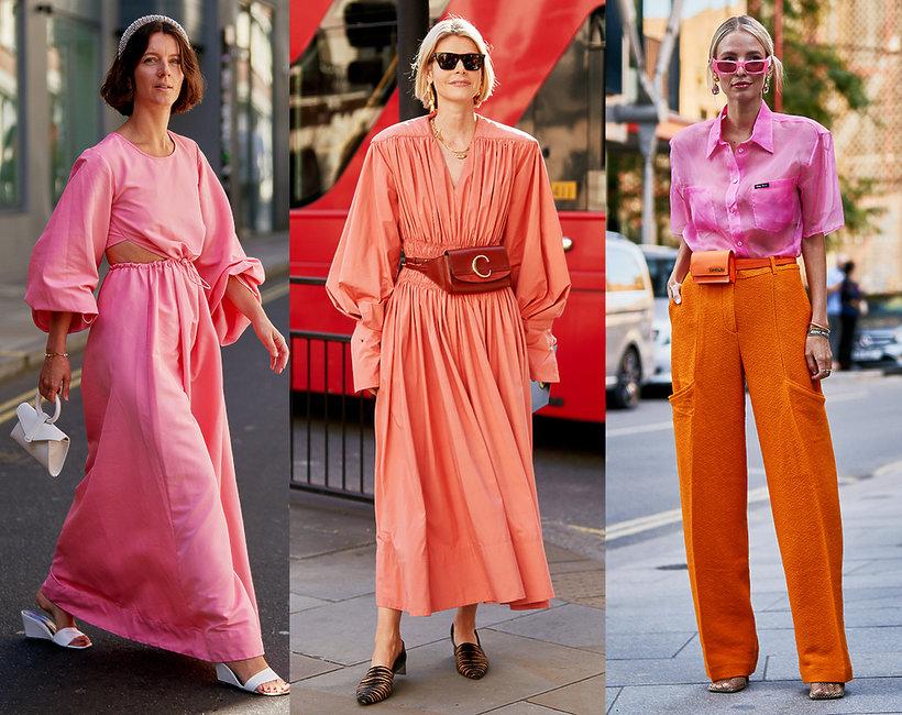 Street style 2019 London Fashion Week