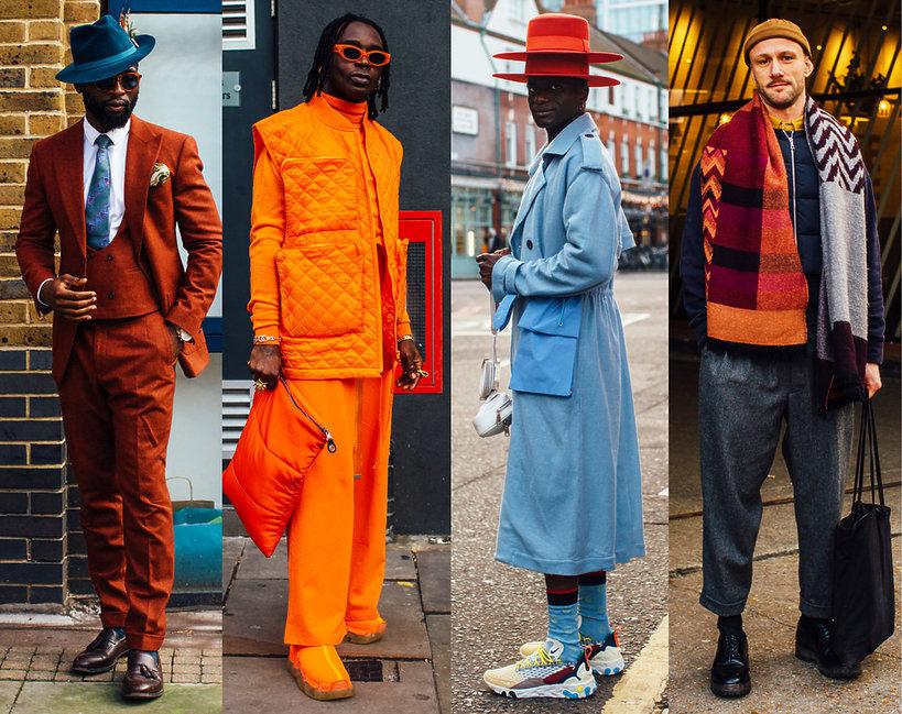 Street Style Londyn 2020