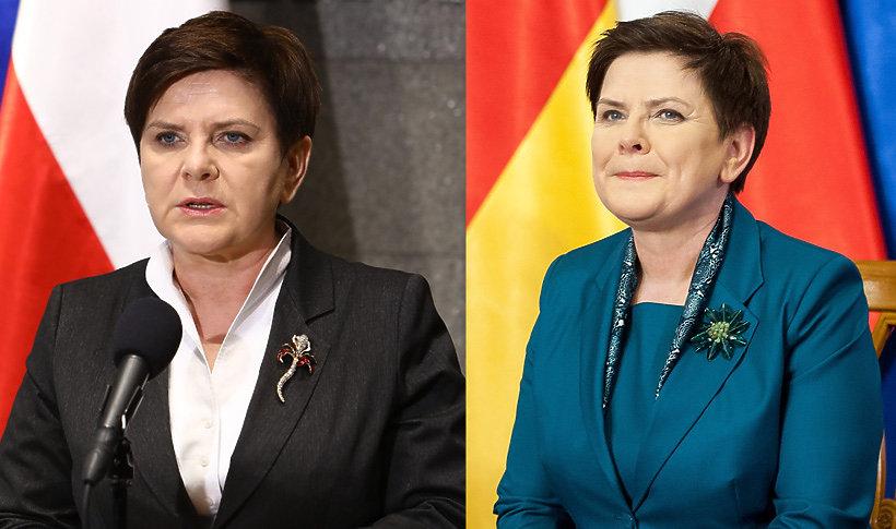 Styl premier Beaty Szydło
