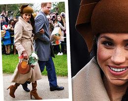 Zobaczcie sukienkę, którą Meghan Markle założyła na świąteczne spotkanie z królową! Kupisz ją teraz na wyprzedaży!