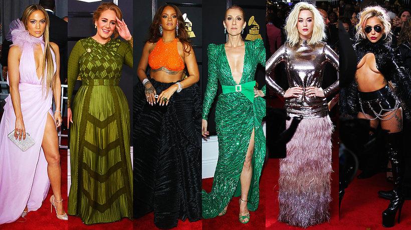 Stylizacje gwiazd na Grammy 2017-MAIN TOPIC