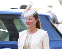 Stylizacje księżnej Kate w ciąży