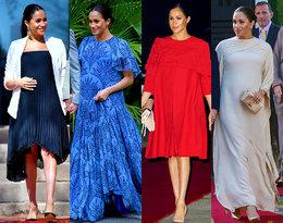 Oto wszystkie stylizacje księżnej Meghan z podróży do Maroka!