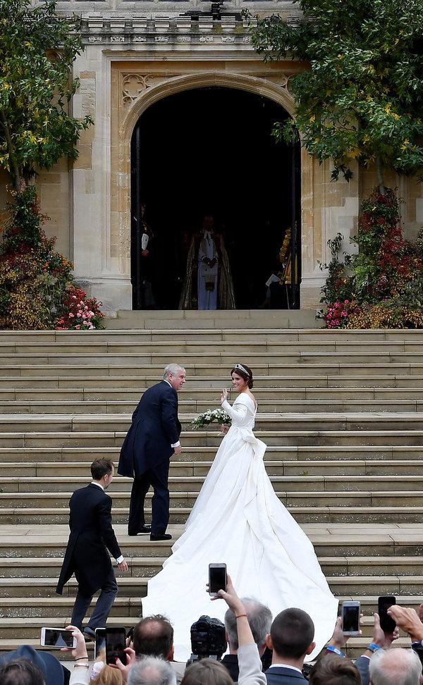 Suknia ślubna księżniczki Eugenii Suknia ślubna księżniczki Eugenii
